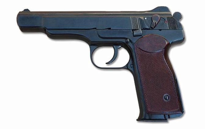 стечкин травматический пистолет цена