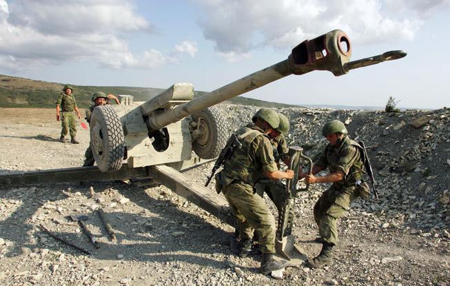 122 мм гаубица д 30