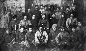армяно турецкая война 1920