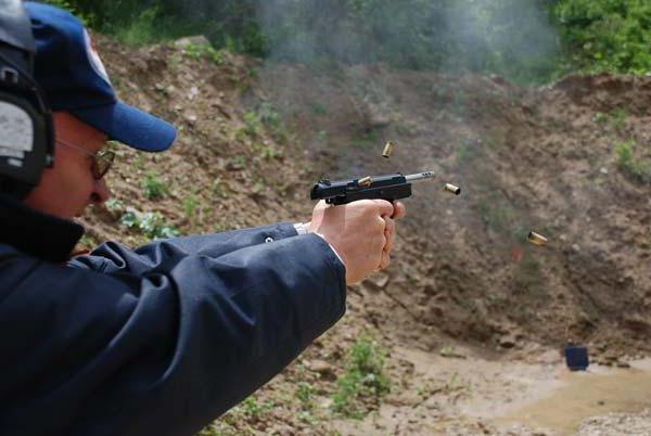 чизетта пистолет
