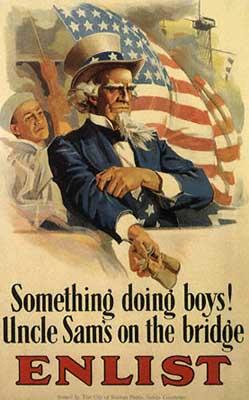 причины вступления сша в первую мировую войну