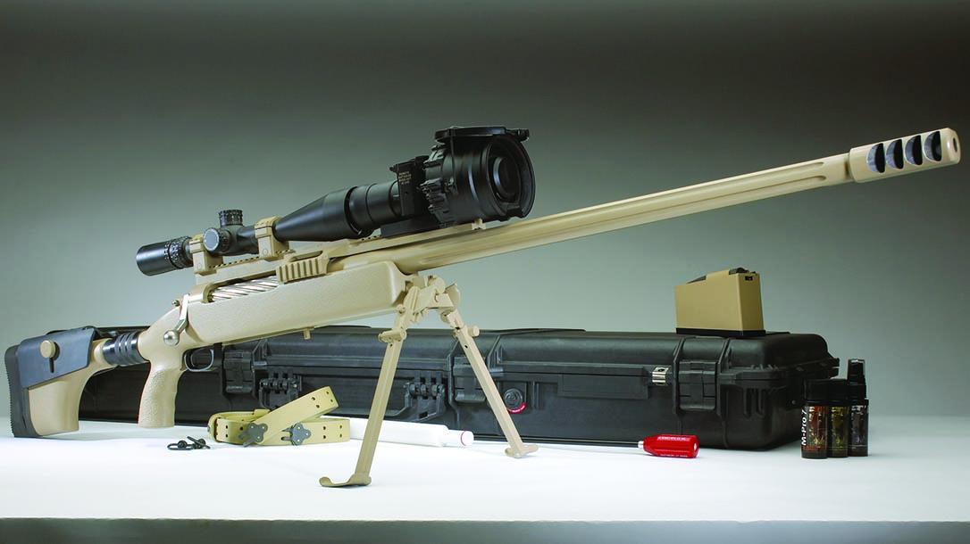 самый дальний выстрел снайпера