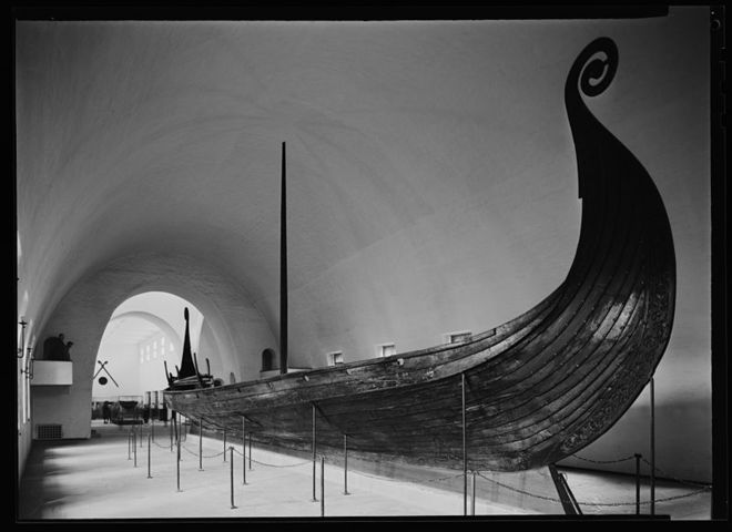 набеги викингов на русь