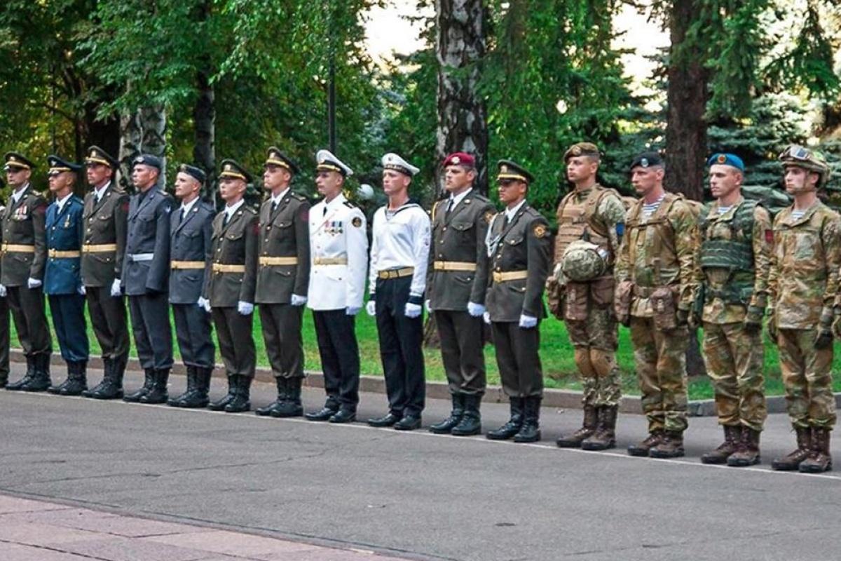 украинская форма
