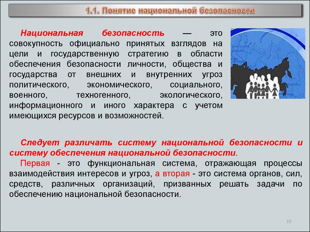 внутренние военные угрозы россии