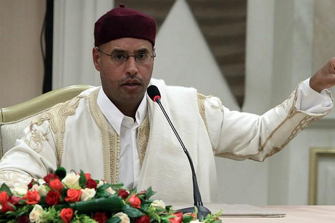 сейф ислам каддафи