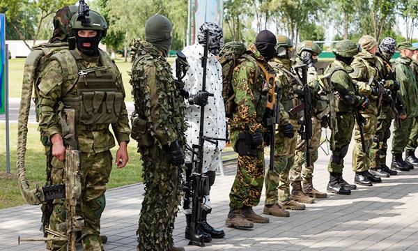 5 бригада специального назначения марьина горка