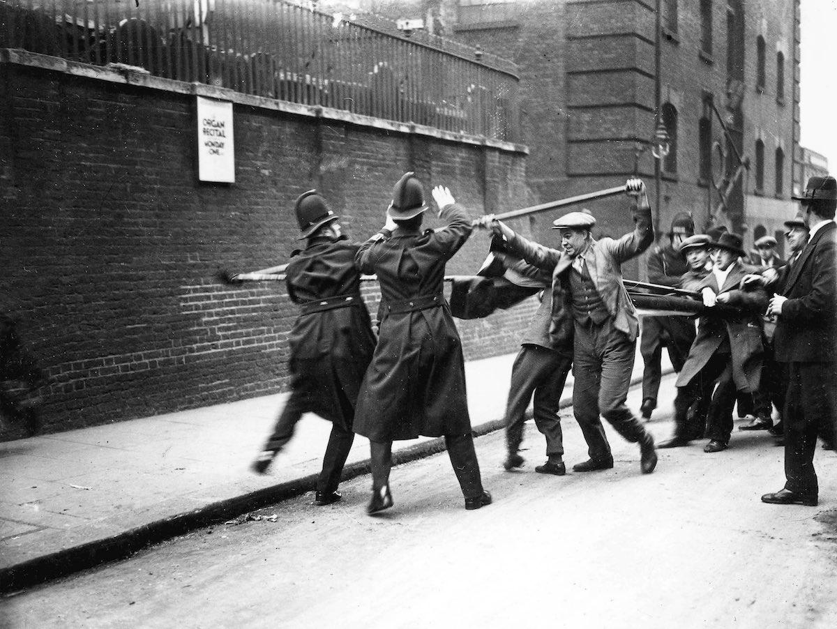 цели англии в первой мировой войне