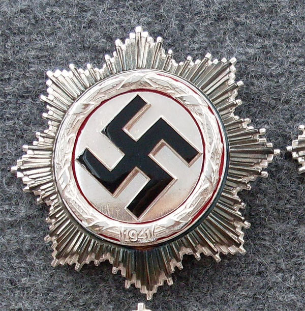 награды фашистской германии