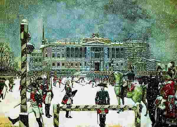 11 марта 1801