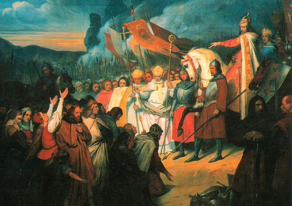 военные походы карла великого