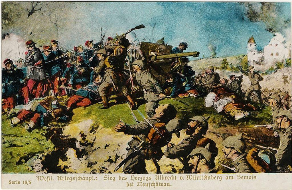 повод к первой мировой войне кратко