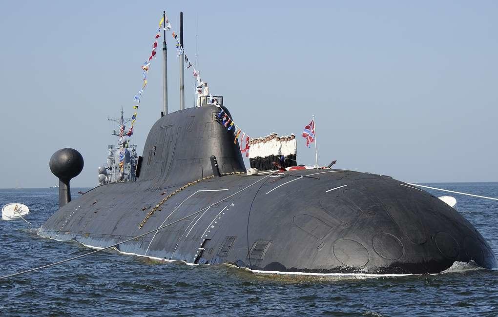 базы подводных лодок россии