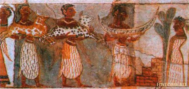 минойская