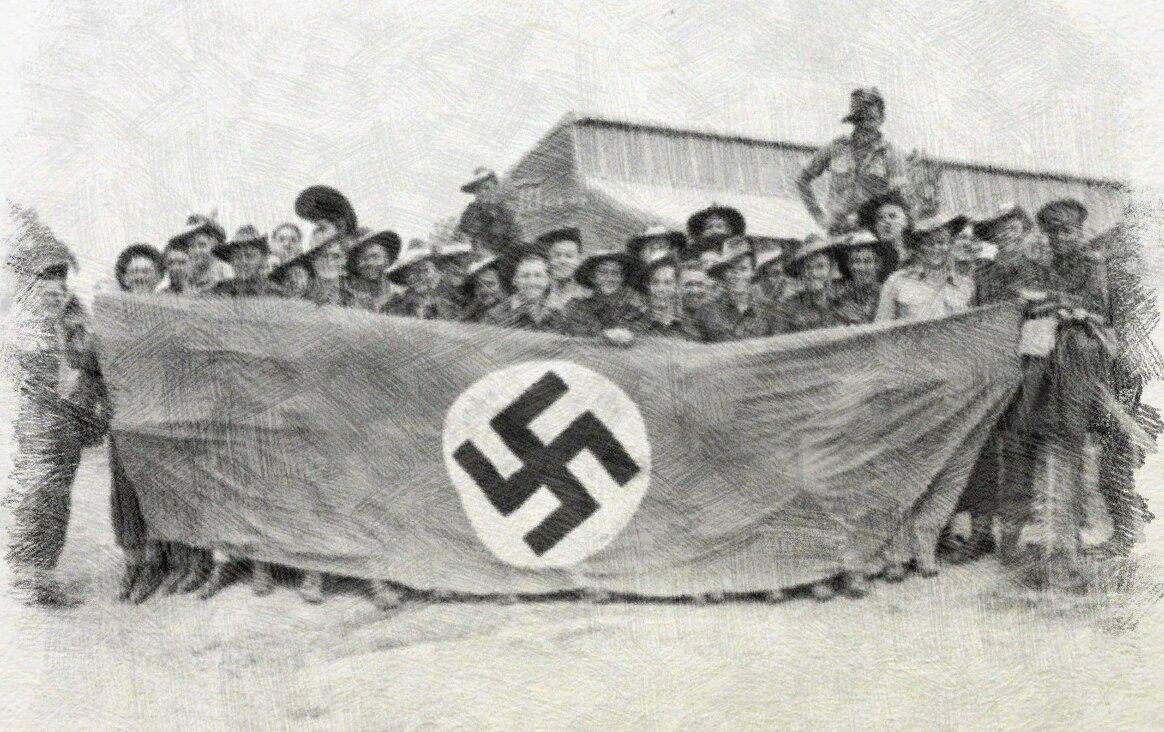 знак нацистов