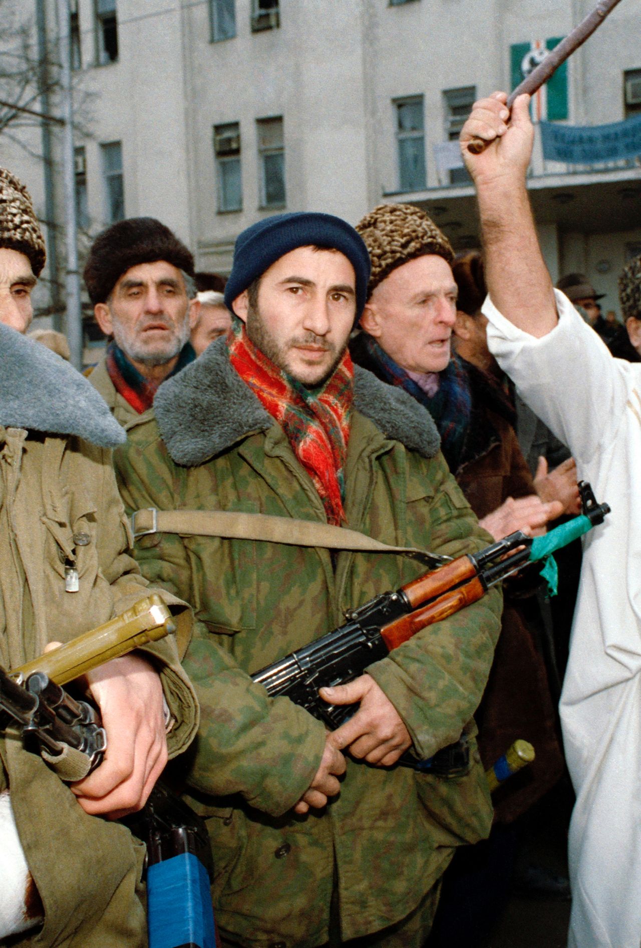 казнь русских в чечне