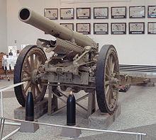 артиллерия второй мировой