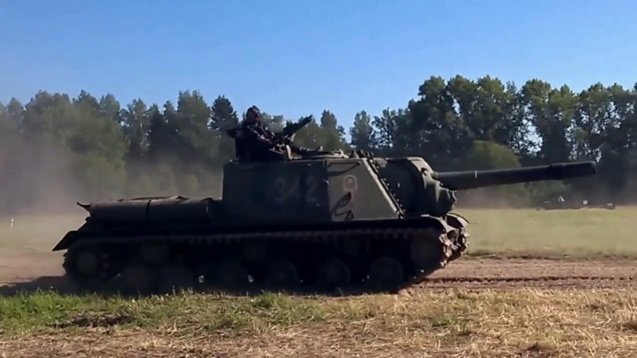 первое применение танков