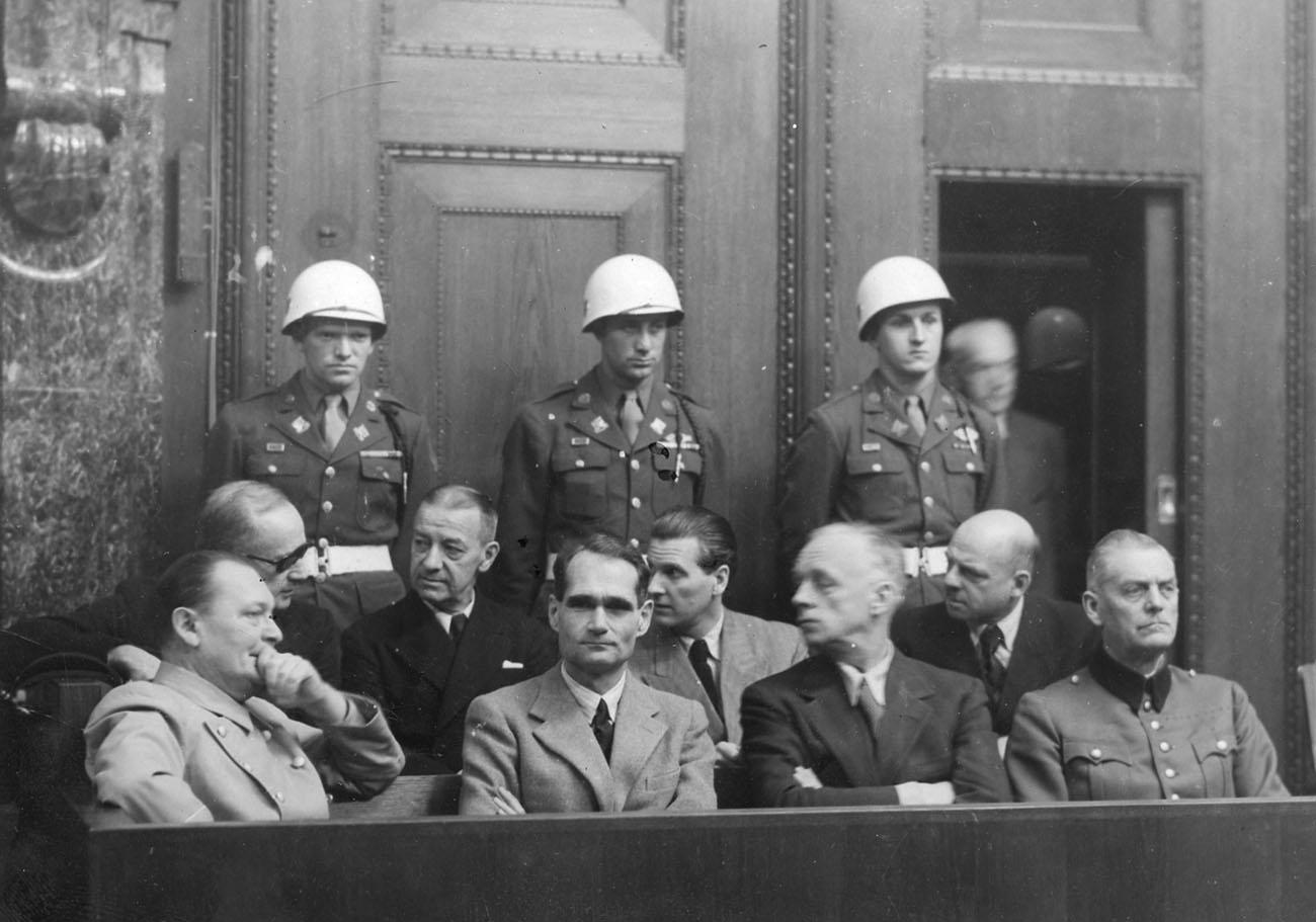 нюрнбергский договор