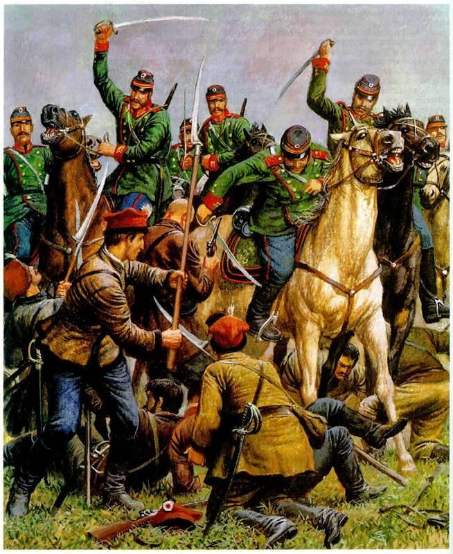 подавление польского восстания 1830 1831