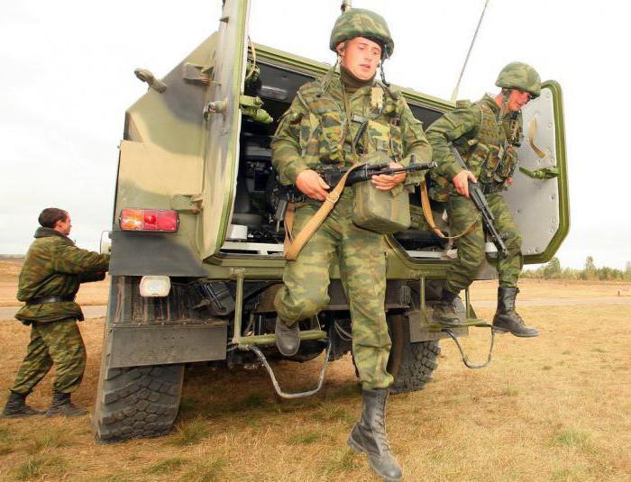 вооруженные силы рб