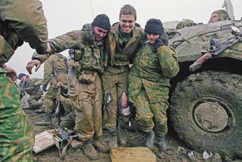 правда о чеченской войне