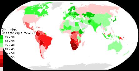 проблема бедности в современном мире