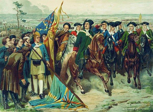 что произошло в 1709 году