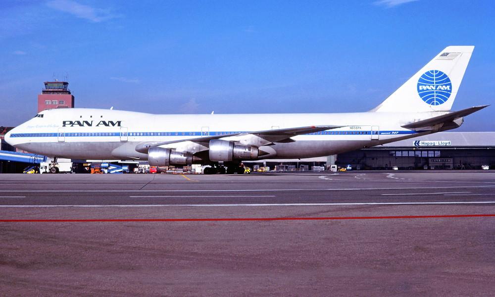 2 сентября 1983 года самолет