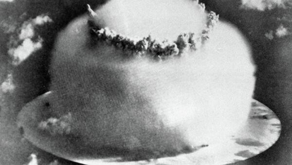 советская атомная бомба