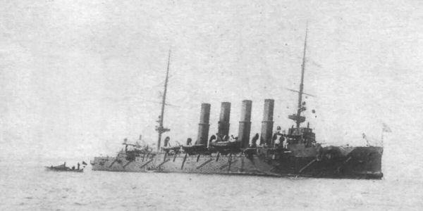 бой крейсера варяг