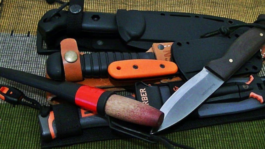 большие ножи для выживания