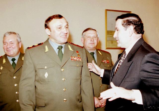 руководство министерства обороны