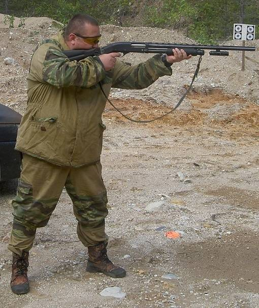 иж 81 ружье