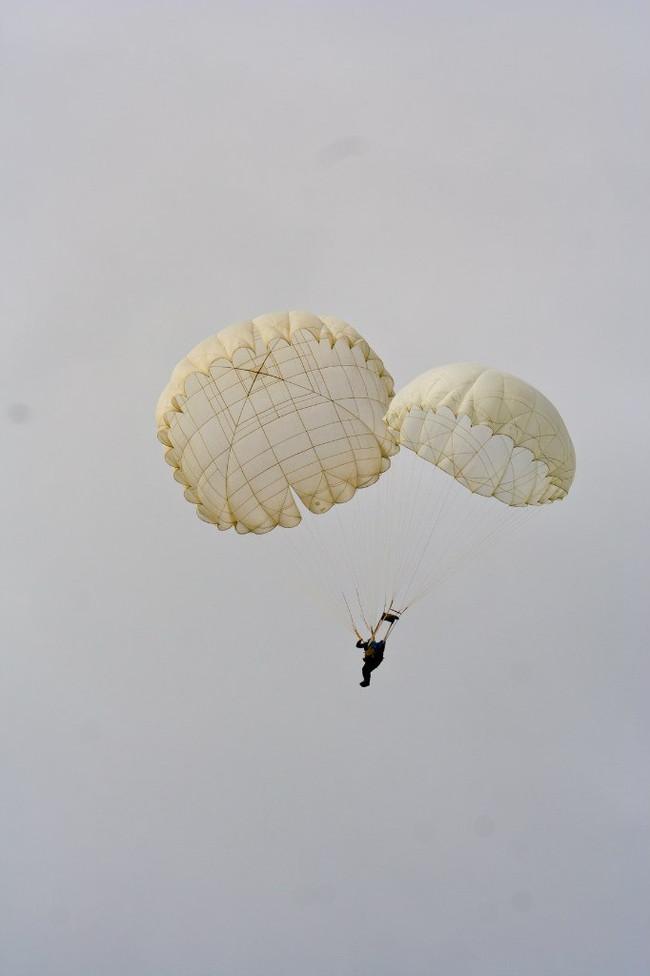 парашютная система