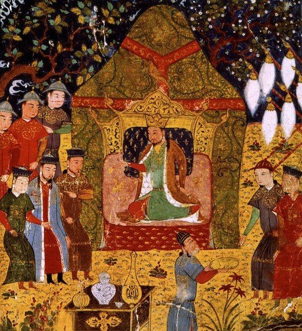 смерть чингисхана дата