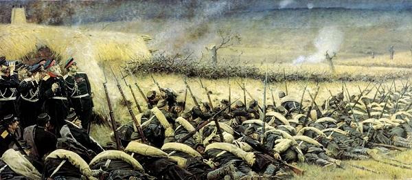 плевна русско турецкая война