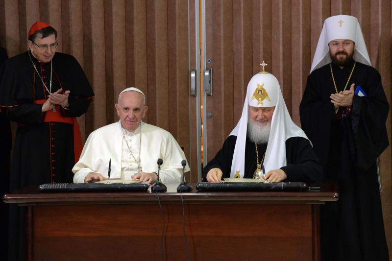 распад христианской церкви