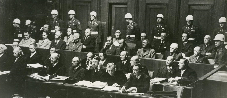 нюрнбергский приговор
