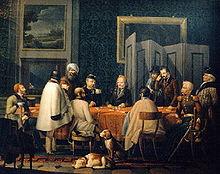 парижский мирный договор год