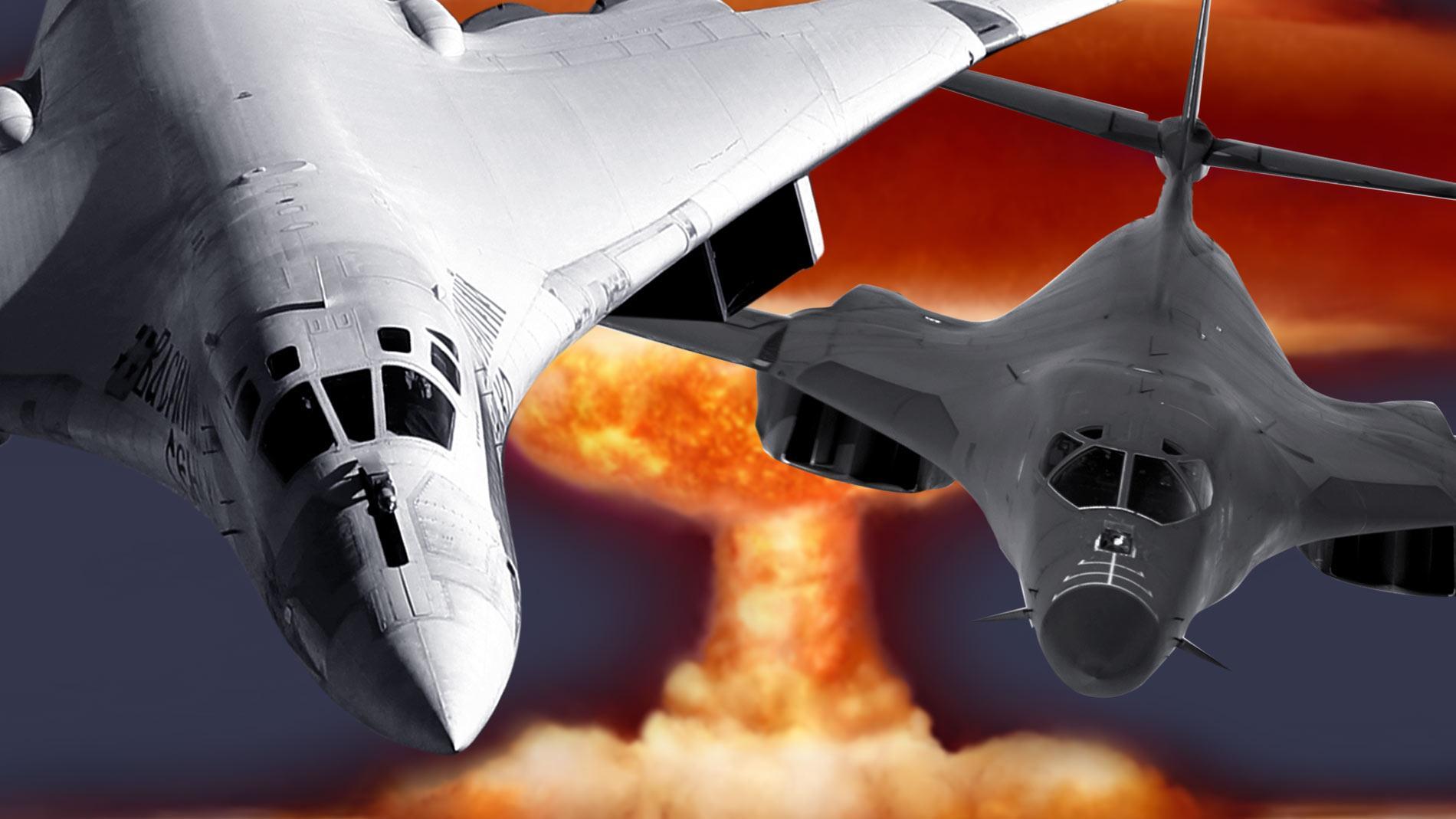 стратегические бомбардировщики россии