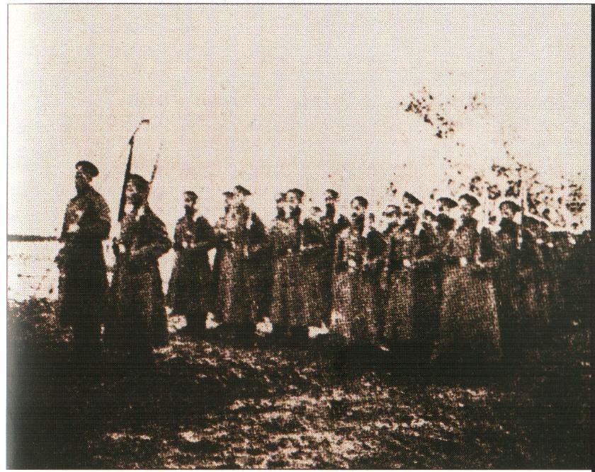 первый кубанский поход