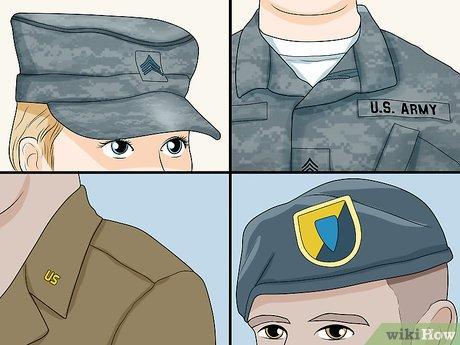 звания в армии америки