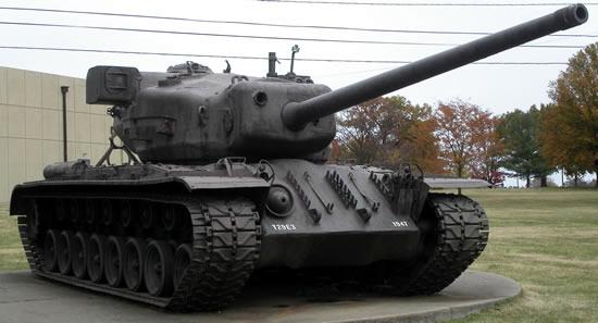т34 американский