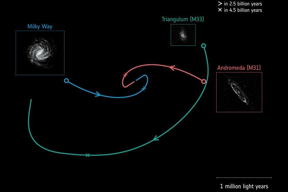 как найти андромеду на звездном небе