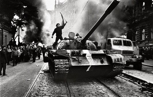операция дунай чехословакия 1968 г