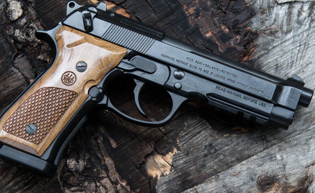 лучший пистолет в мире на сегодняшний день
