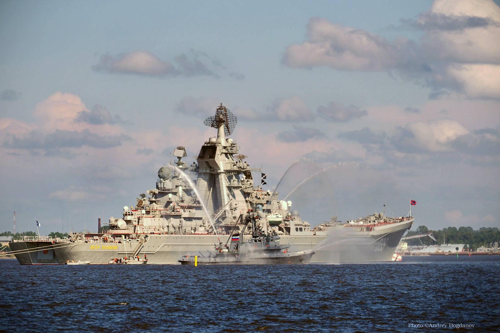 крейсер адмирал нахимов википедия