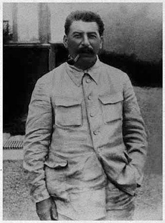 вторая фамилия сталина