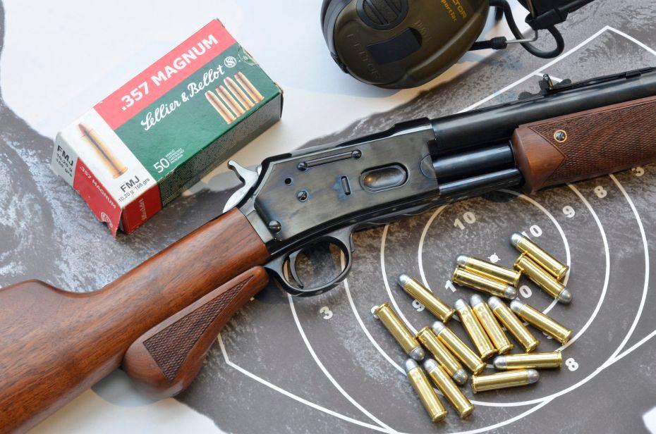ружье 5 зарядное
